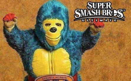 kemonito super smash bros
