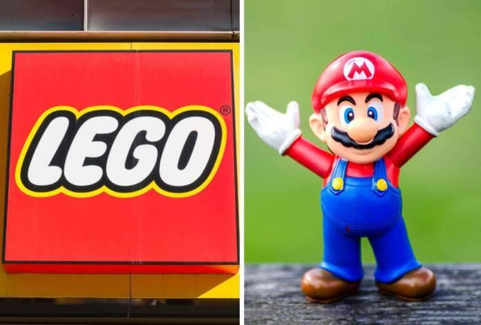 Nintendo + Lego = Mario Bros