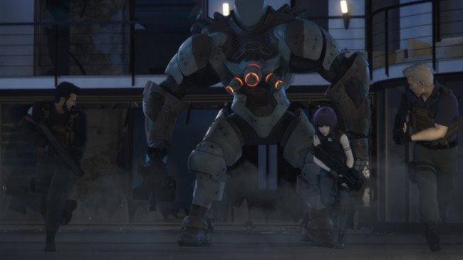 Ghost in the Shell: SAC_2045 revela imágenes de personajes principales 3