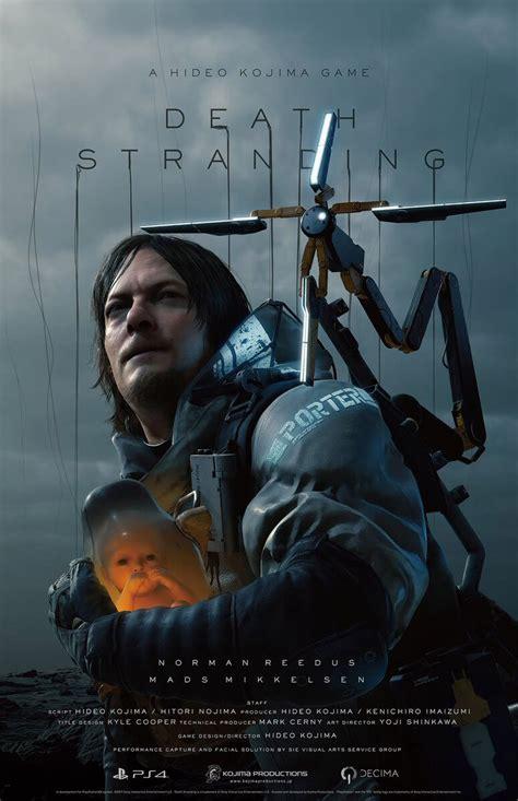 ¡Increíble! Death stranding llegará a PC 2