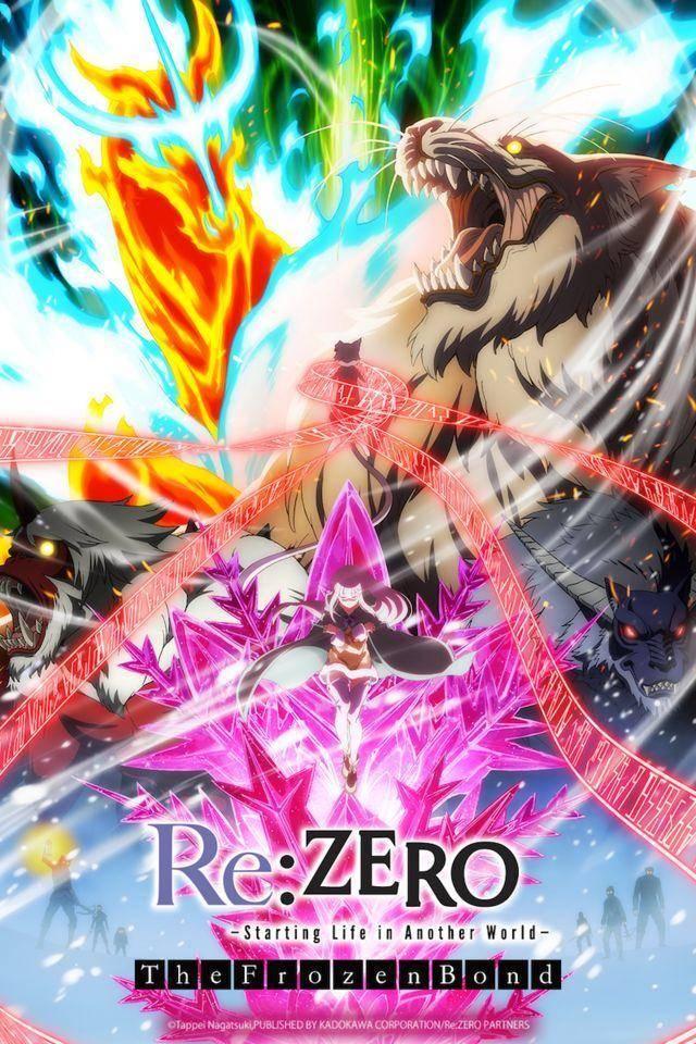 Re: Zero The Frozen Bond