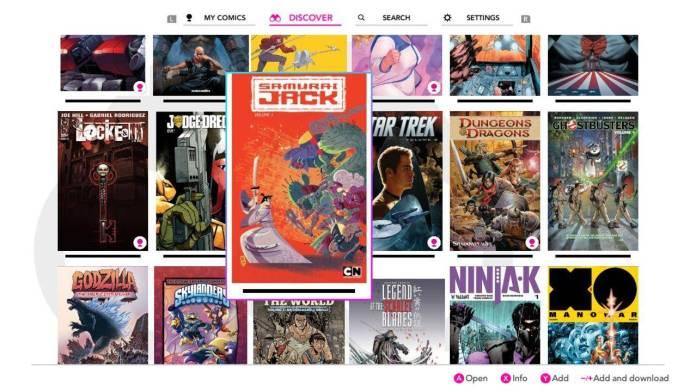 InkyPen Comics