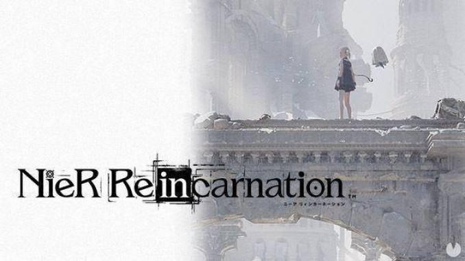 NieR Re[in]carnation Background