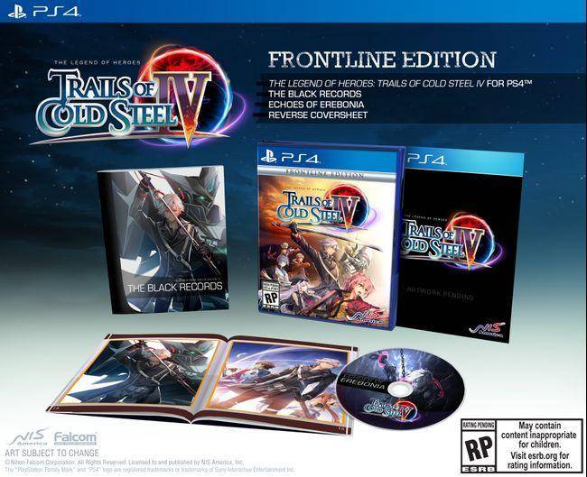 Trails of Cold Steel IV llega a PS4, Nintendo Switch y PC. 3
