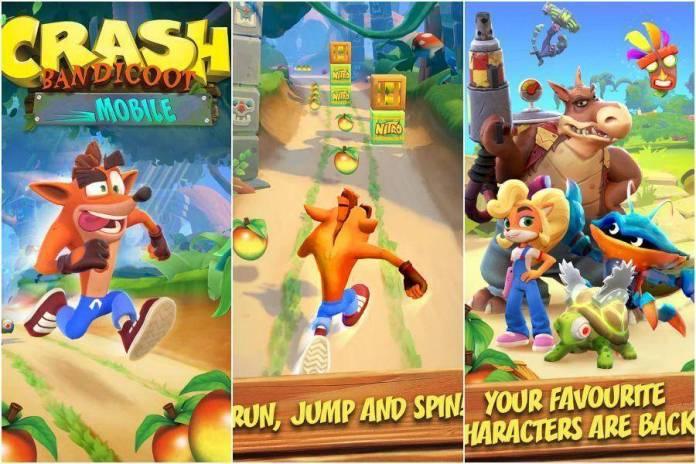 ¡Crash Bandicoot Mobile llega a iOS y Android! 1