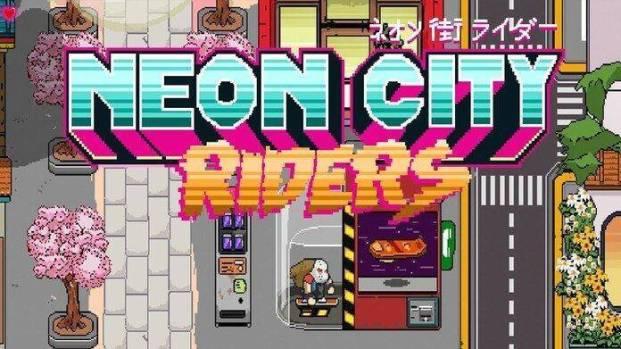 La actualización de Neon City Riders ya está disponible ? 2