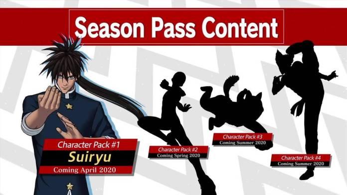 suiryu one-punch man