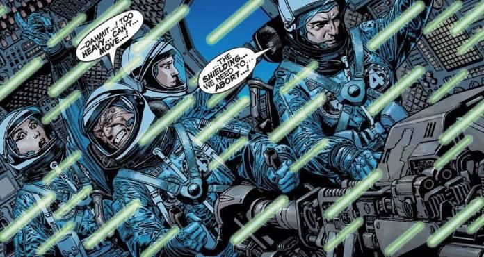 Tony Stark origen Fantastic Four