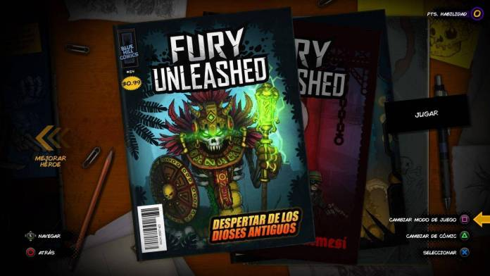 Reseña: Fury Unleashed (PS4) 2