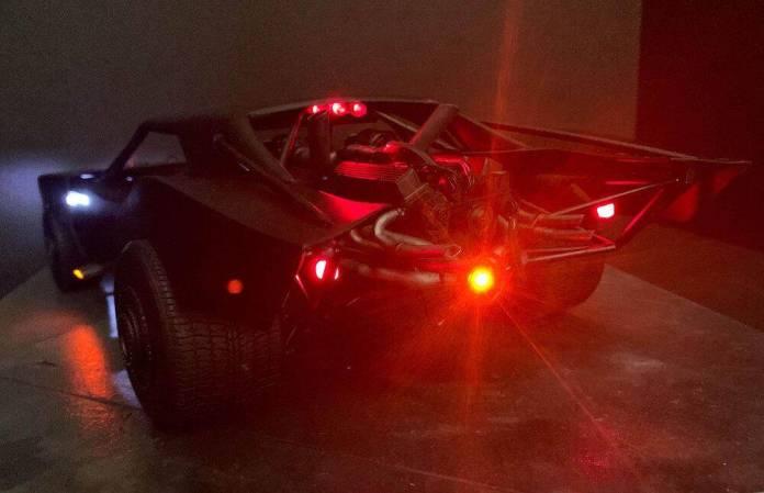 The Batman: Mira el arte conceptual del nuevo Batimóvil 9