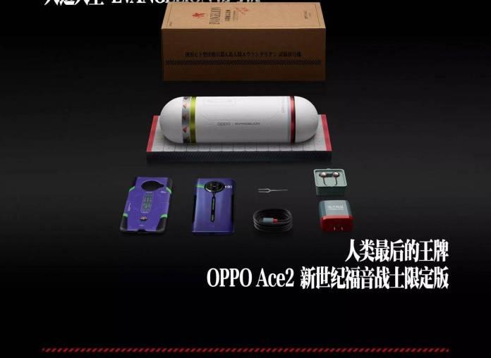 Neon Genesis Evangelion Oppo Reno Ace 2