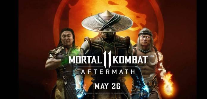 Mortal Kombat 11 Aftermath: ¡Robocop se une al Kombate! 7