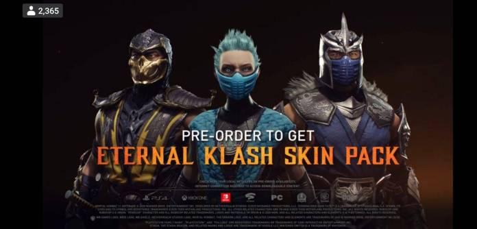 Mortal Kombat 11 Aftermath: ¡Robocop se une al Kombate! 9