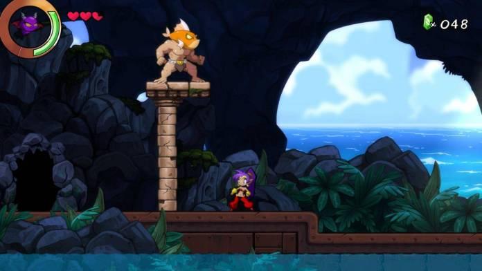 Reseña: Shantae and the Seven Sirens una nueva aventura en pleno 2020 17