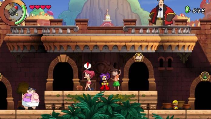 Reseña: Shantae and the Seven Sirens una nueva aventura en pleno 2020 1