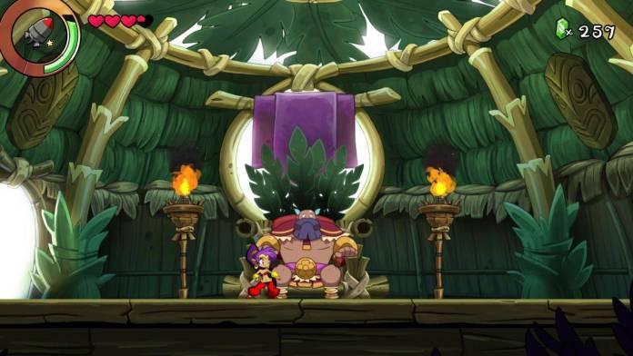 Reseña: Shantae and the Seven Sirens una nueva aventura en pleno 2020 27