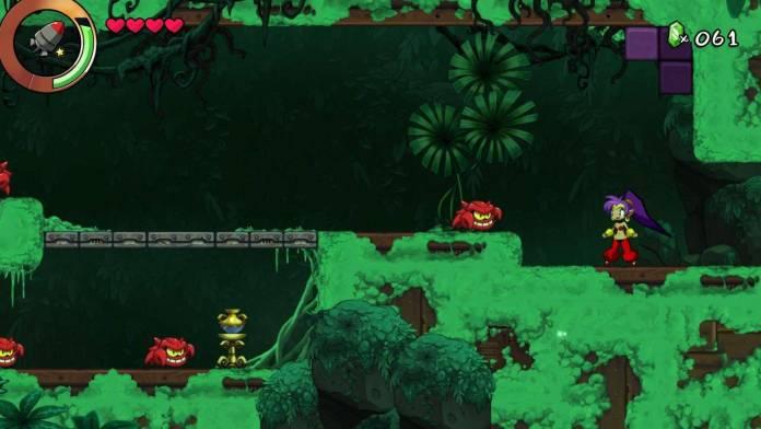 Reseña: Shantae and the Seven Sirens una nueva aventura en pleno 2020 28