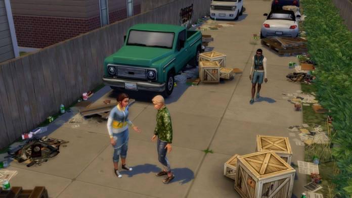 Sims 4 (Vida Ecológica)