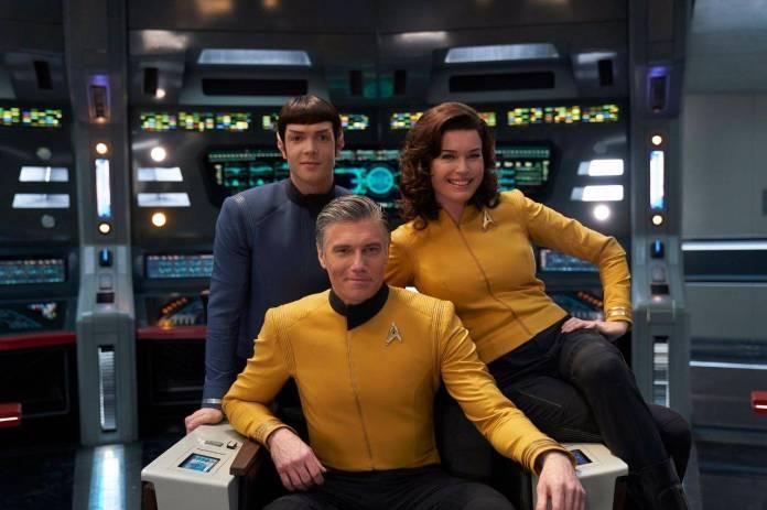 Star Trek anuncia Strange New Worlds, el spin-off del Capitán Pike 1