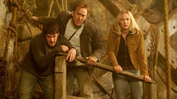 La Leyenda Del Tesoro Perdido Con Nicolas Cage 3a Parte Y Nueva Adaptación En Disney No Somos ñoños