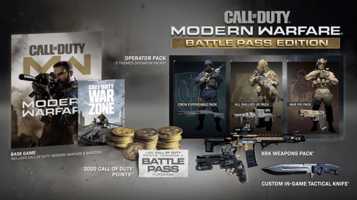 El Capitán Price lidera el combate en la 4a Temporada de Call of Duty: Modern Warfare, incluyendo Warzone 19