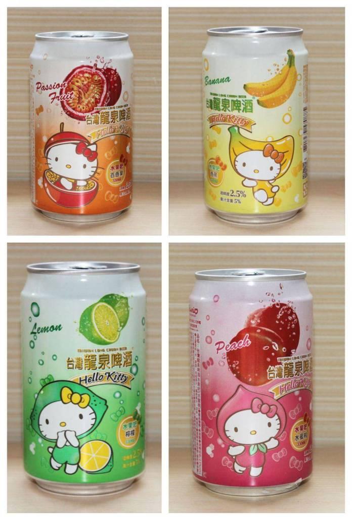 ¡Hello Kitty ya tiene cerveza! Conoce sus 4 presentaciones 2