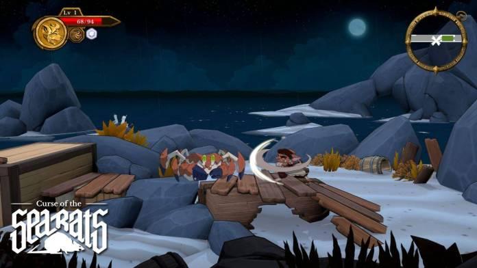 Curse of the Sea Rats ha alcanzado el 100% de su meta kickstarter en pocas horas 3