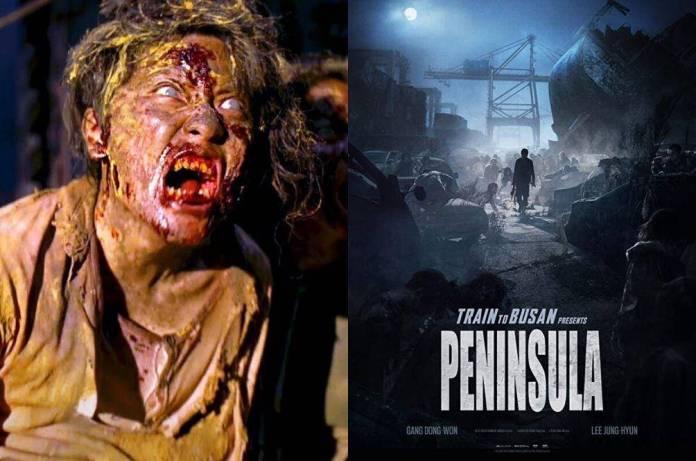 'Train to Busan 2: Península' presenta su impactante tráiler 1