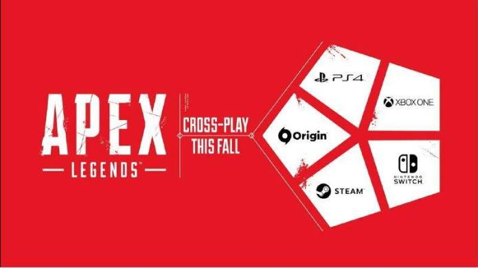 Apex Legends  cross play