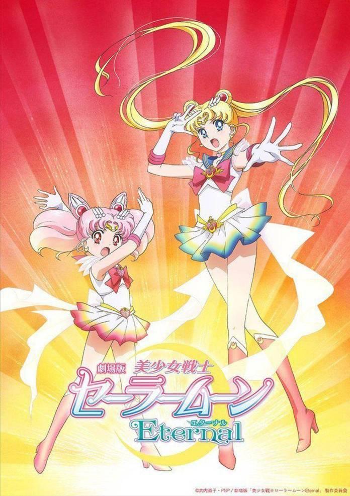 Se pospone el estreno de Sailor Moon Eternal por el Covid 19 1