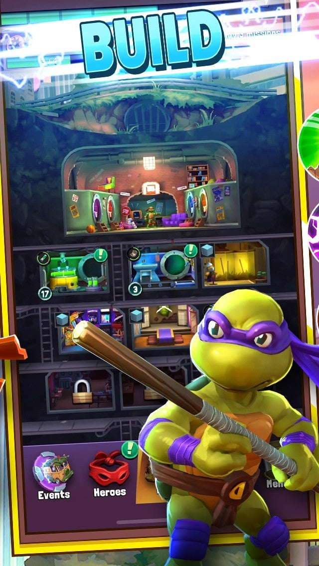 Las Tortugas Ninja tendrán nuevo videojuego: Mutant Madness 6
