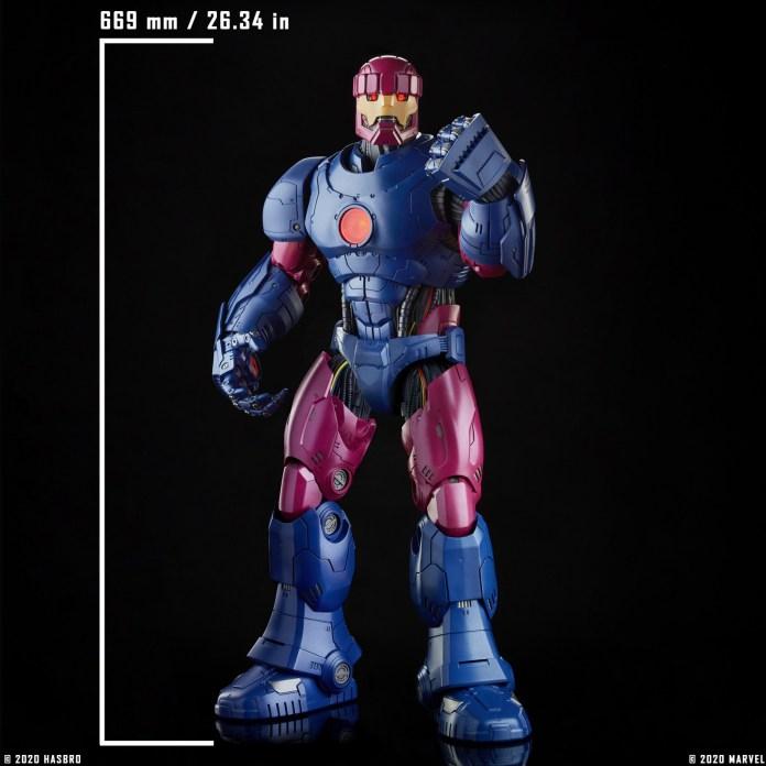 ¡Hasbro traerá el gigantesco Centinela de los X-Men a México! 4