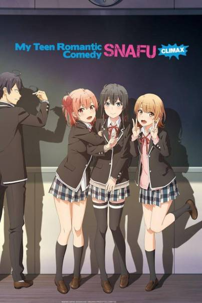 My Teen Romantic Comedy SNAFU Climax!