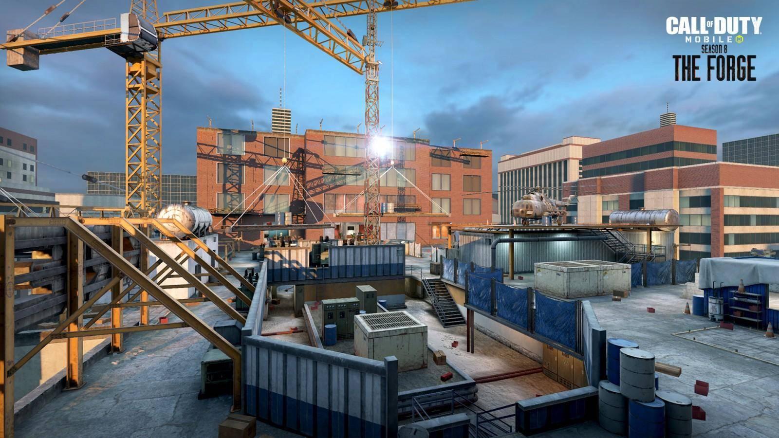 Ya está disponible la Temporada 8 de Call of Duty: Mobile 7