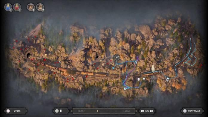 Reseña: Desperados 3 (PlayStation 4) 6