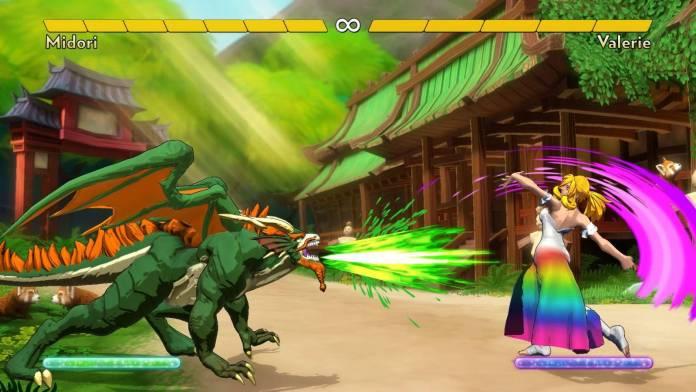 Fantasy Strike: ¡2 nuevos personajes y características totalmente gratis! 2