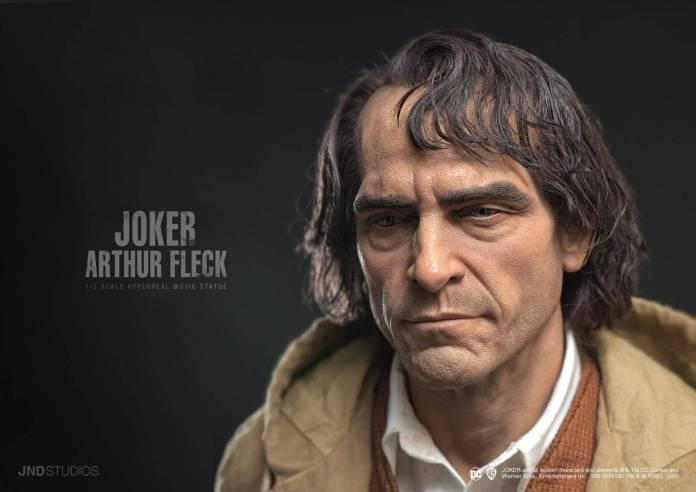 Joker: JND Studios presenta su impresionante figura de Arthur Fleck... de más de 50 mil pesos 2
