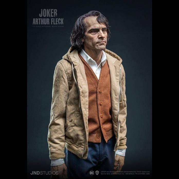 Joker: JND Studios presenta su impresionante figura de Arthur Fleck... de más de 50 mil pesos 7