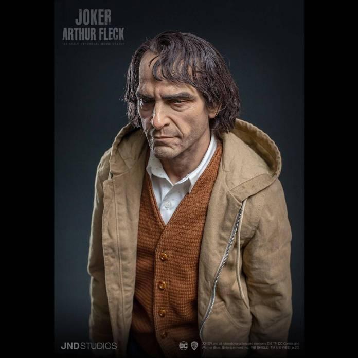 Joker: JND Studios presenta su impresionante figura de Arthur Fleck... de más de 50 mil pesos 8
