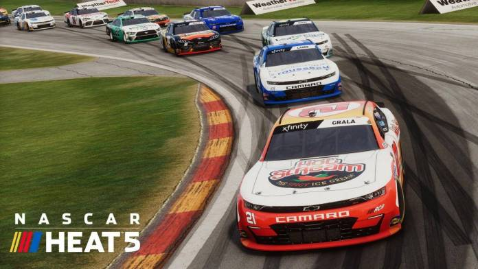 NASCAR Heat 5 ya está disponible 14