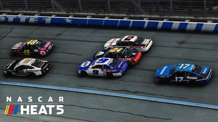 NASCAR Heat 5 ya está disponible 3