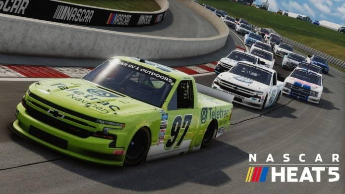 NASCAR Heat 5 ya está disponible 10