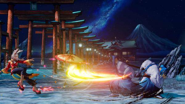 Gongsun Li se unirá a Samurai Shodown totalmente gratis 6