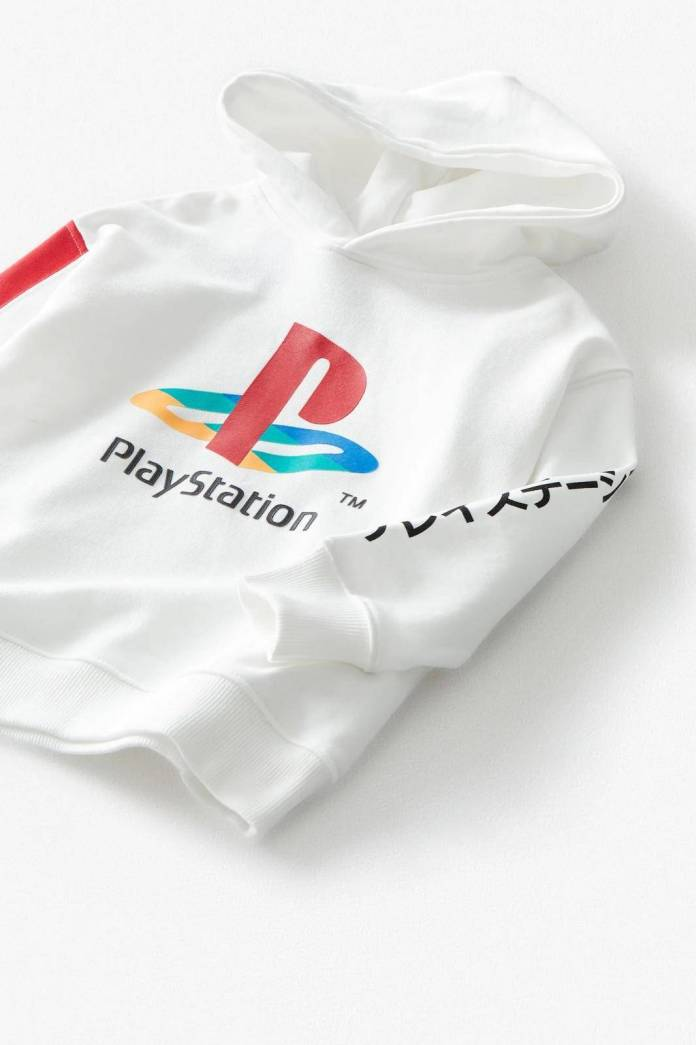 Sudadera Playstation