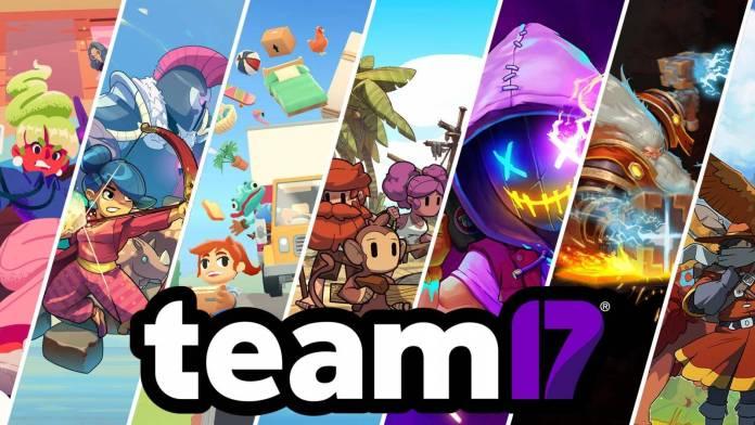 Nintendo eShop Ofertas Julio Team17