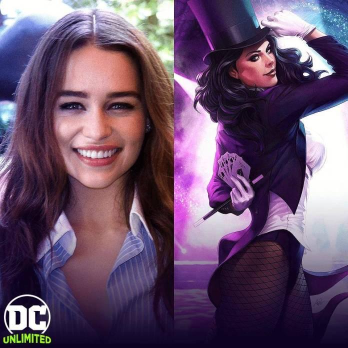 Rumor: Warner Bros. prepara la cinta de 'Zatanna' 3