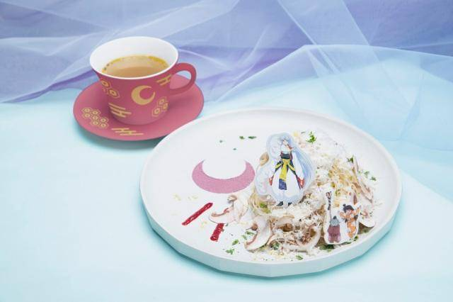 ¡Inuyasha tendrá un café temático en Japón! 3