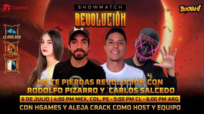 ¡Revolución, entra al campo de juego! 1