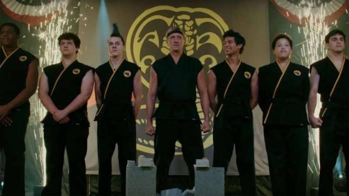 Cobra Kai ya tiene fecha de regreso para Netflix 1