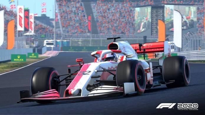 F1 2020 apoya a la 'Keep Fighting Foundation' en honor a Michael Schumacher 1